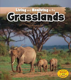Living and Nonliving in the Grasslands