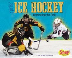 Girls' Ice Hockey: Dominating the Rink