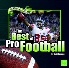 The Best of Pro Football