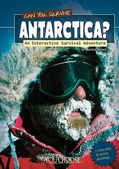 Can You Survive Antarctica6358 An Interactive Survival Adventure