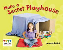 Make a Secret Playhouse