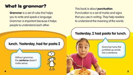 Getting to Grips with Grammar