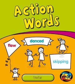 action words verbs capstone library