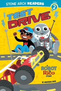 Test Drive: A Robot and Rico Story