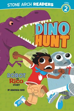 Dino Hunt: A Robot and Rico Story