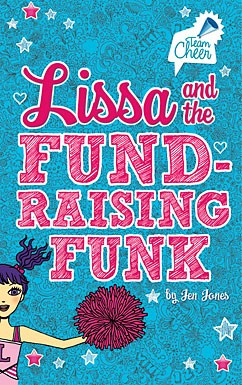 Lissa and the Fund-Raising Funk: # 3