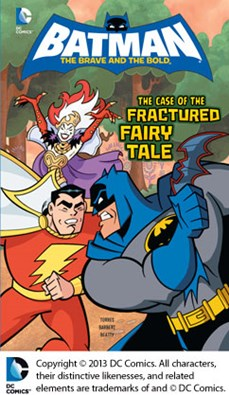 The Case of the Fractured Fairy Tale