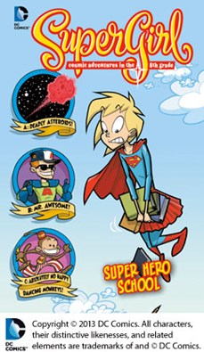 Super Hero School: #3