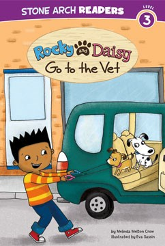 Rocky and Daisy Go to the Vet