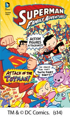 Attack of the Toyman!