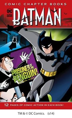 Batman: Comic Chapter Books | Capstone Library