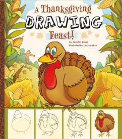 A Thanksgiving Drawing Feast!
