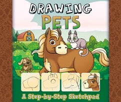 Drawing Pets: A Step-by-Step Sketchpad
