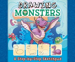 Drawing Monsters: A Step-by-Step Sketchpad