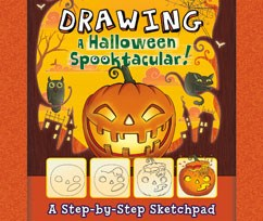 Drawing a Halloween Spooktacular: A Step-by-Step Sketchpad