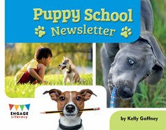 Puppy School Newsletter