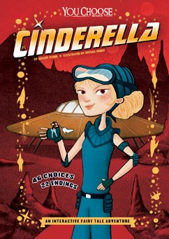 Cinderella: An Interactive Fairy Tale Adventure