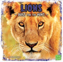 Lions: Built for the Hunt
