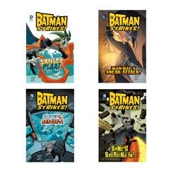 Batman Strikes | Capstone Library