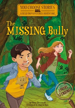 The Missing Bully: An Interactive Mystery Adventure