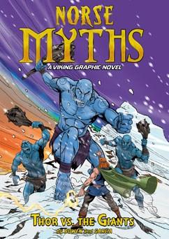 Norse Myths: A Viking Graphic Novel | Capstone Library