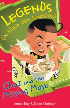 Chaz and the Missing Mayo