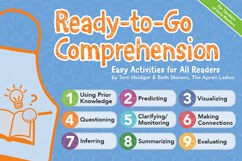 Ready-to-Go Comprehension: Easy Activities for Early Readers