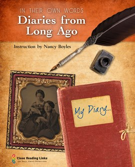 In Their Own Words: Diaries from Long Ago