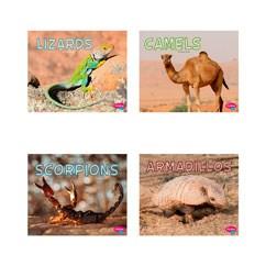 Meet Desert Animals | Capstone Library
