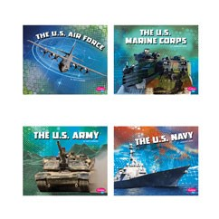 The Us Military Branches Capstone Library