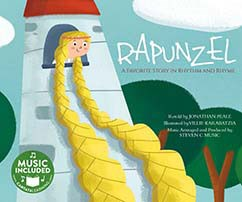 Rapunzel: A Favorite Story in Rhythm and Rhyme | Capstone
