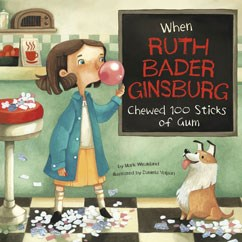 When Ruth Bader Ginsburg Chewed 100 Sticks of Gum