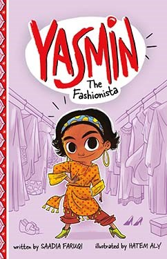 Yasmin the Fashionista