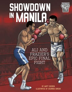 Showdown in Manila: Ali and Frazier's Epic Final Fight