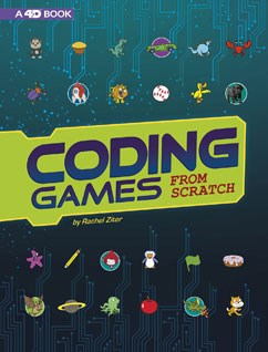 Coding Games from Scratch: 4D An Augmented Reading Experience