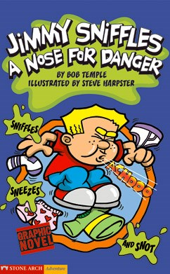 A Nose for Danger: Jimmy Sniffles