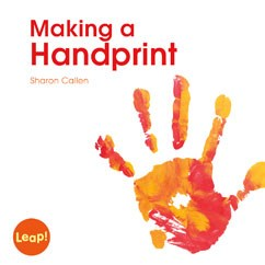 Making a Handprint