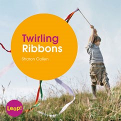 Twirling Ribbons
