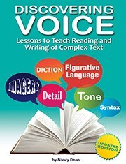 Discovering Voice: Lessons to Teach Reading and Writing of Complex Text