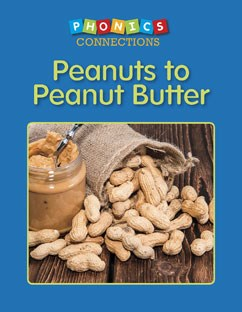 Peanuts to Peanut Butter