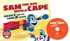 Sam the Ape with a Cape: Magic E and the Long A Sound