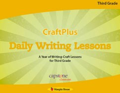 Daily Writing Lessons Grade 3