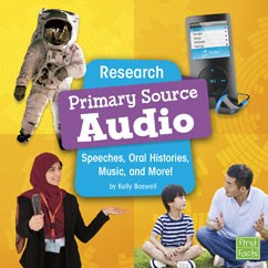 Research Primary Source Audio: Speeches, Oral Histories, Music, and More!