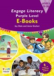Engage Literacy Purple Level E-Books: [Levels 19 - 20]