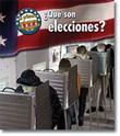 ¿Qué son elecciones?