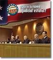 ¿Qué es la rama judicial estatal?