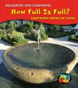 How Full Is Full?: Comparing Bodies of Water