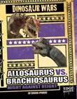 Allosaurus vs. Brachiosaurus: Might Against Height