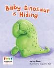 Baby Dinosaur is Hiding