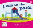 I am in the park